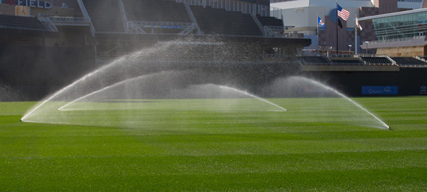 Athletic Fields Lawn Irrigation