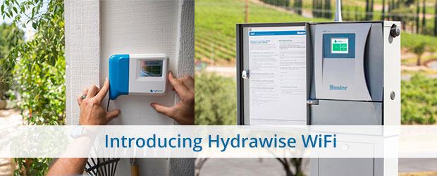 Celebrating our 32nd year in business with an innovative new product, Hydrawise Wi-Fi.